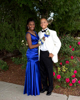 Skyy and Toriell Chapin Prom 2013