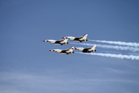 USAF Thunderbirds_Amigo Air Show Aug 16